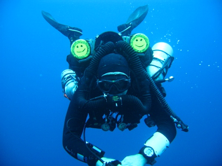 Davy Jones Locker technical diving courses and recruitment, May 2016